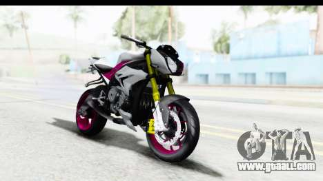 BMW S1000R NICC for GTA San Andreas right view