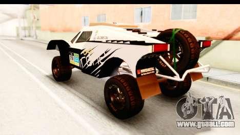 GTA 5 Desert Raid IVF PJ for GTA San Andreas upper view