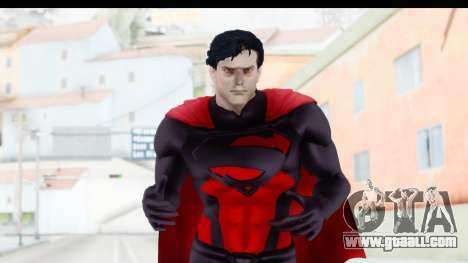 Injustice Gods Among - Superman Earth 2 for GTA San Andreas