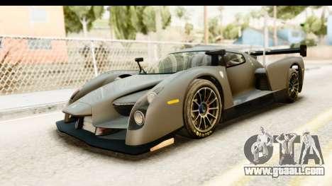 Scuderia Glickenhaus SCG 003C for GTA San Andreas