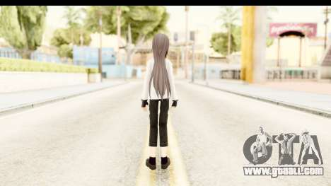 Sword Art Online II - Kirito for GTA San Andreas third screenshot
