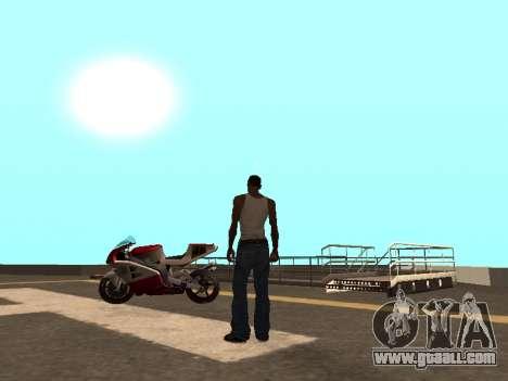 Cars spawn for GTA San Andreas second screenshot