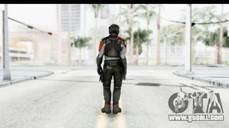 Homefront The Revolution - KPA v4 Captain for GTA San Andreas third screenshot