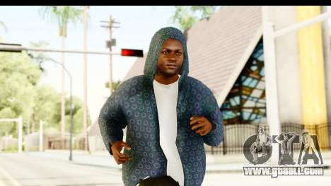 GTA 5 Car Thief for GTA San Andreas