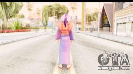 Kamiya v2 for GTA San Andreas third screenshot