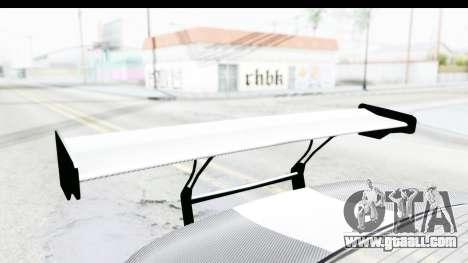 GTA 5 Bravado Banshee 900R Carbon Mip Map IVF for GTA San Andreas side view