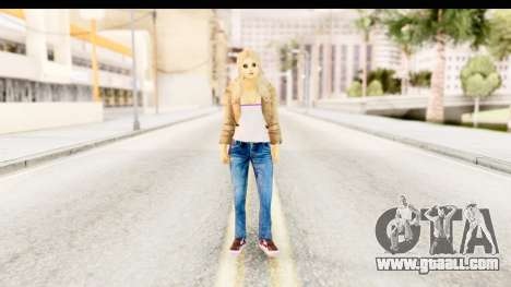 Girl from 90s for GTA San Andreas second screenshot