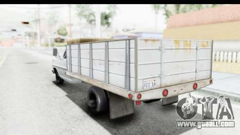 Ford F-350 Farm Truck 1970 IVF for GTA San Andreas right view