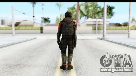 Homefront The Revolution - KPA v3 Camo for GTA San Andreas third screenshot