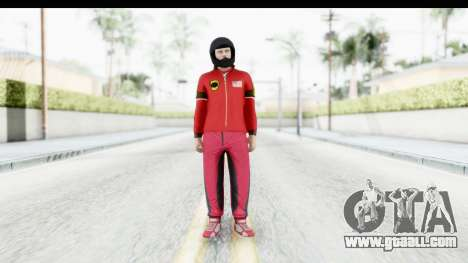 GTA 5 Online Cunning Stunts Skin 5 for GTA San Andreas second screenshot