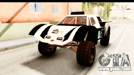 GTA 5 Desert Raid IVF PJ for GTA San Andreas side view