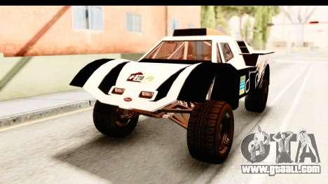 GTA 5 Desert Raid IVF PJ for GTA San Andreas side view