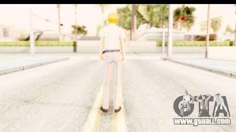 Bleach - Ichigo U for GTA San Andreas third screenshot