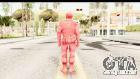 ArmyMen: Serge Heroes 2 - Man v3 for GTA San Andreas third screenshot