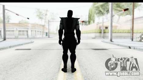Mortal Kombat vs DC Universe - Noob Saibot for GTA San Andreas third screenshot