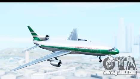 Lockheed L-1011-100 TriStar Cathay Pacific Air for GTA San Andreas