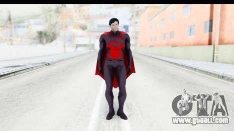 Injustice Gods Among - Superman Earth 2 for GTA San Andreas second screenshot
