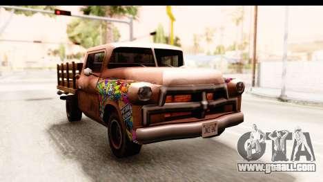 Walton Sticker Bomb for GTA San Andreas