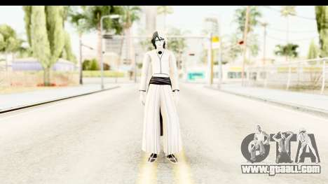 Bleach - Ulquiorra for GTA San Andreas second screenshot