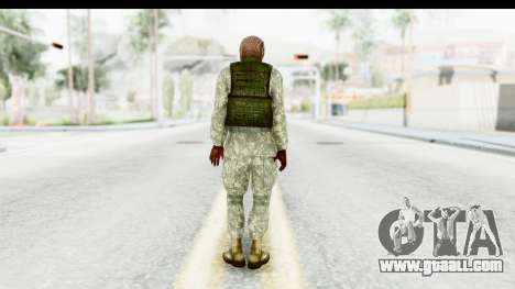 Global Warfare Arab for GTA San Andreas third screenshot