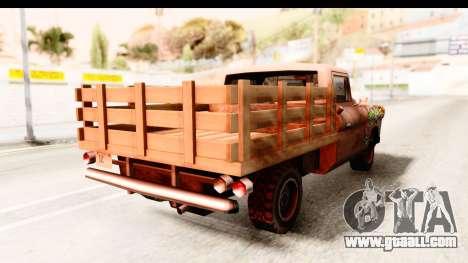 Walton Sticker Bomb for GTA San Andreas left view