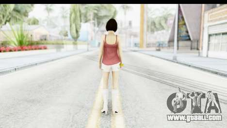 Sandra SD for GTA San Andreas third screenshot