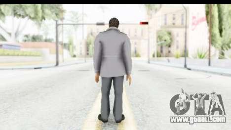 Yakuza 5 Kazuma Kiryu Fukuoka for GTA San Andreas third screenshot