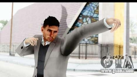 Messi Formal for GTA San Andreas