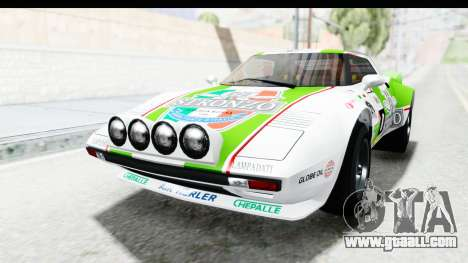 GTA 5 Lampadati Tropos IVF for GTA San Andreas
