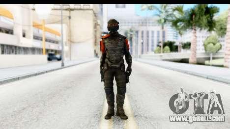 Homefront The Revolution - KPA v3 Camo for GTA San Andreas second screenshot