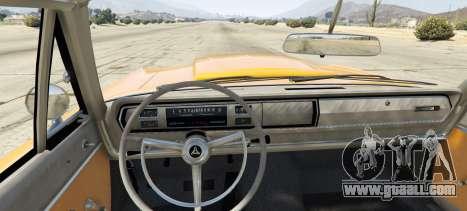 Dodge Coronet 440 1967 for GTA 5