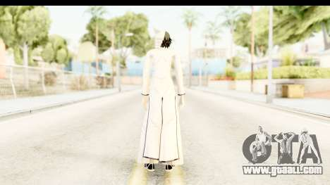 Bleach - Ulquiorra for GTA San Andreas third screenshot