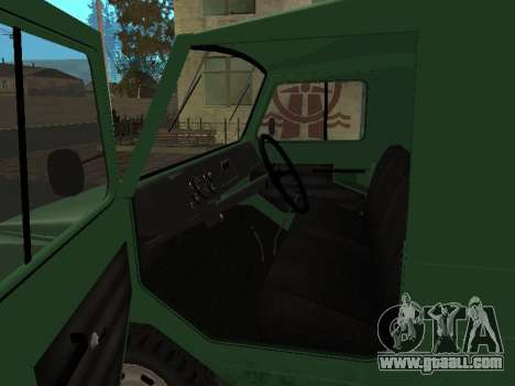 LuAZ 969М v2 for GTA San Andreas right view