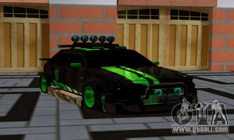 VAZ 2114 DTM for GTA San Andreas
