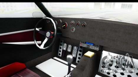 GTA 5 Lampadati Tropos Rallye No Headlights for GTA San Andreas inner view