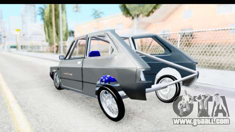 Fiat 147 for GTA San Andreas left view
