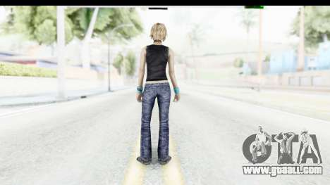 Silent Hill 3 - Heather Sporty The Darth Father for GTA San Andreas third screenshot