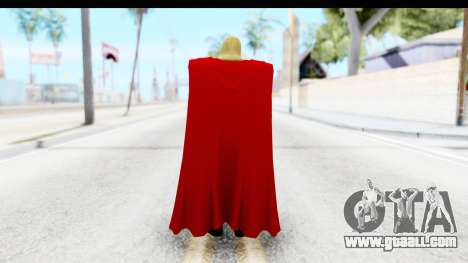 Marvel Heroes - Thor (The Avengers) for GTA San Andreas third screenshot