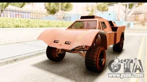 GTA 5 Desert Raid SA Lights PJ for GTA San Andreas