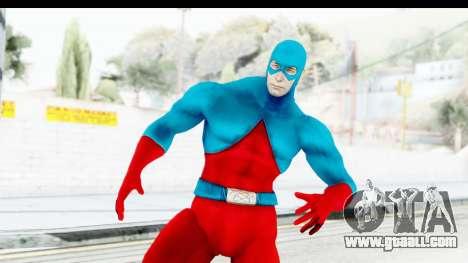 Injustice God Among Us - Atom for GTA San Andreas