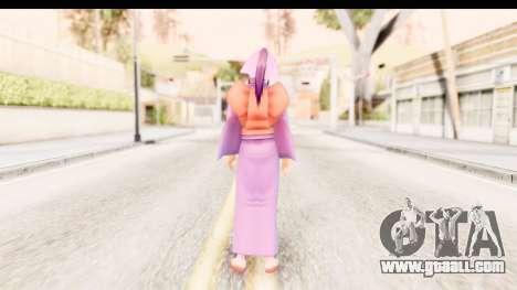 Kamiya v1 for GTA San Andreas third screenshot