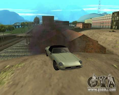 New garage Armenia for GTA San Andreas eighth screenshot