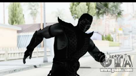 Mortal Kombat vs DC Universe - Noob Saibot for GTA San Andreas