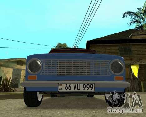 VAZ 2101 Armenia for GTA San Andreas