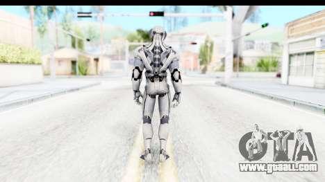 Marvel Heroes - Ultron Uncanny Avengers for GTA San Andreas third screenshot