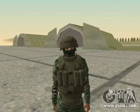 Pak fighters airborne for GTA San Andreas eighth screenshot