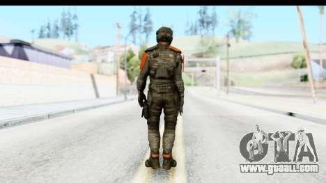 Homefront The Revolution - KPA v4 Camo for GTA San Andreas third screenshot