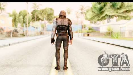 Marvel Future Fight - Winter Soldier for GTA San Andreas third screenshot