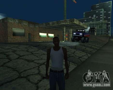 New garage Armenia for GTA San Andreas seventh screenshot