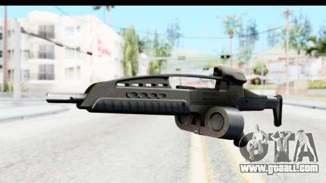 H&K XM8 Drum Mag for GTA San Andreas